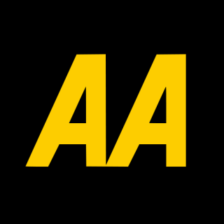 The AA (UK) Logo