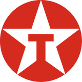 Texaco (UK) Logo