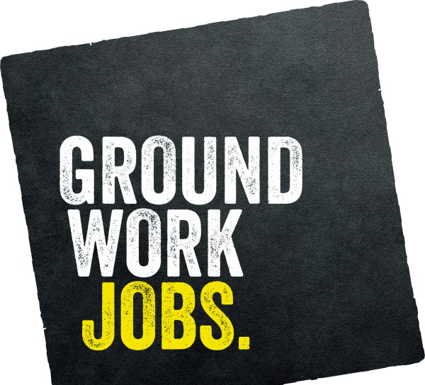 Groundwork Jobs UK Logo