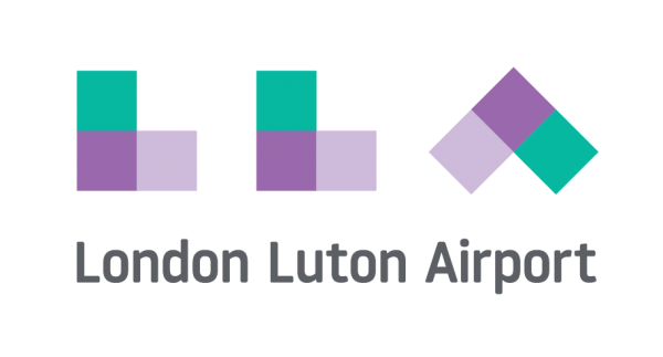 London Luton Airport Logo
