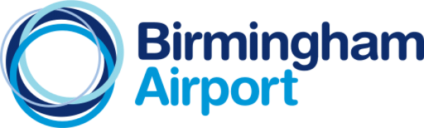 Birmingham Airport (UK) Logo