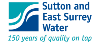 Sutton and East Surrey Water Logo