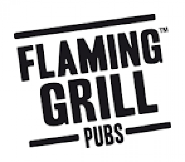 Flaming Grill Logo
